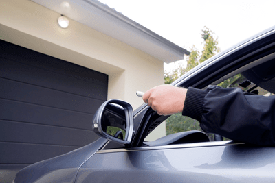 fix garage door opener las vegas