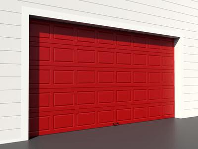 Panel Replacement. Garage Door Installation